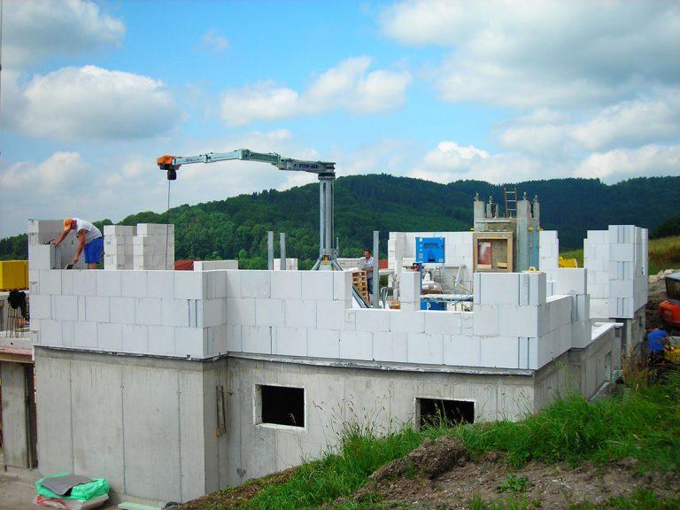 Wohnungsbau - Erwin Munz Bauunternehmung